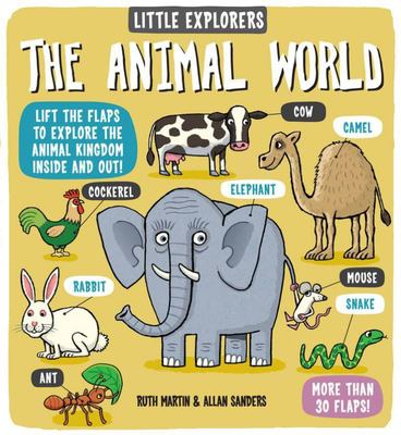 The Animal World (Little Explorers)