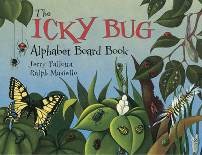 The Icky Bug Alphabet