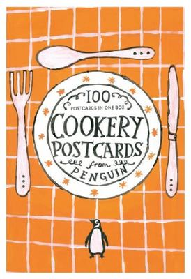Cookery Postcards from Penguin - 100 Cookbook Covers in One Box