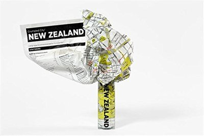New Zealand Crumpled City