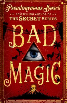 Bad Magic (Bad Books #1)