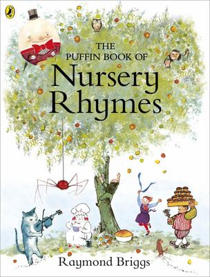 The Puffin Book of Nursery Rhymes (HB)