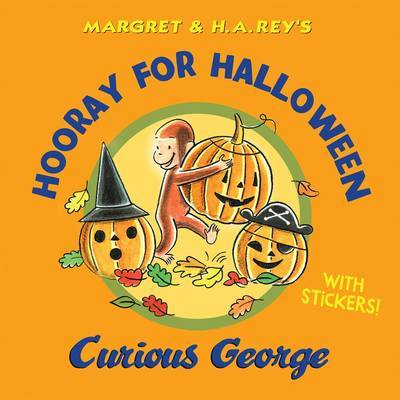 Hooray for Halloween (Curious George)