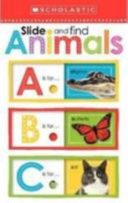 Animals ABC (Slide and Find)