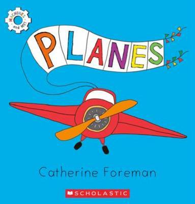 Planes (Machines & Me Board)