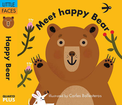 Little Faces - Meet Happy Bear