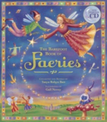 The Barefoot Book of Faeries (PB & CD)