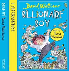 Billionaire Boy (Audio CD)