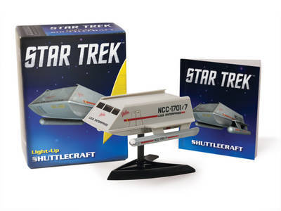 Star Trek: Light-Up Shuttlecraft (Mini Kit)