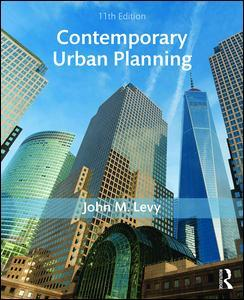 Contemporary Urban Planning 11th edition