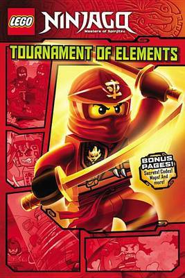 Tournament of Elements (LEGO Ninjago Graphic #1)