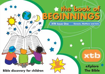 XTB The Book of Beginnings #1
