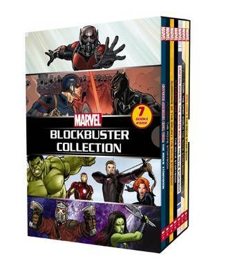 Marvel 7 Blockbuster Collection
