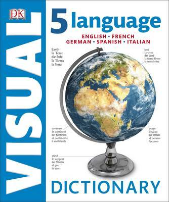 5 Language Visual Bilingual Dictionary