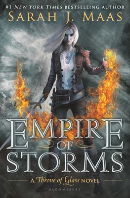 Empire of Storms (Throne Of Glass #5) HB