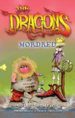 Mordred (The Dragons #3)