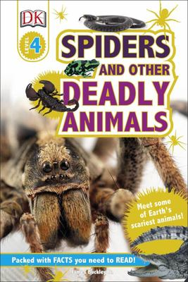 Spiders and Other Deadly Animals (DK Reads)