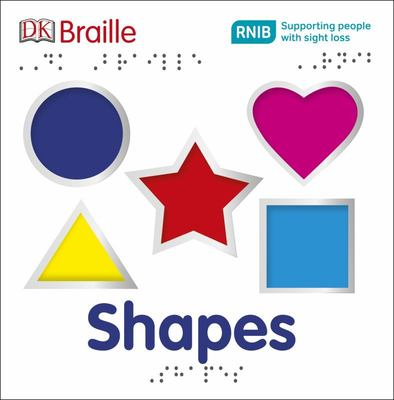 Shapes (DK Braille)