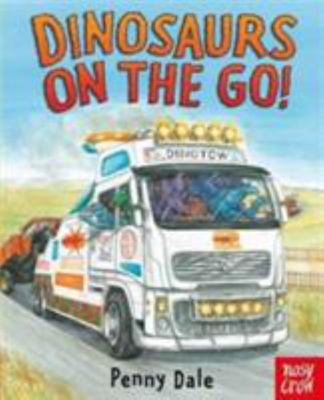 Dinosaurs on the Go (3 Board Book Box Set)