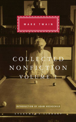 Collected Nonfiction: Selections from the Autobiography, Letters, Essays, and Speeches: v. 1