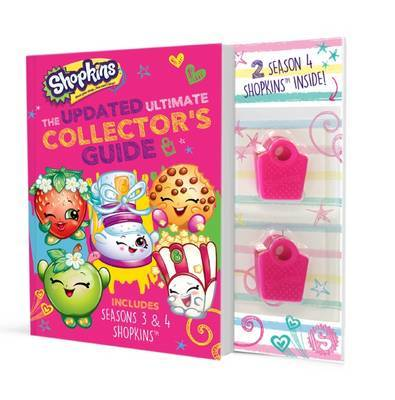 Shopkins: Updated Ultimate Collector's Guide with Figurines
