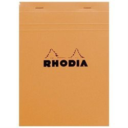 Rhodia #16 A5 plain orange