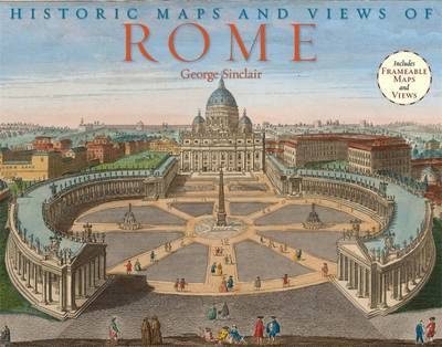 Historic Maps and Views of Rome
