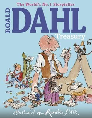 Roald Dahl Treasury (H/B)