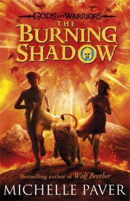 The Burning Shadow (Gods and Warriors #2)