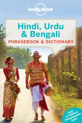 Lonely Planet Hindi, Urdu & Bengali Phrasebook & Dictionary 5e