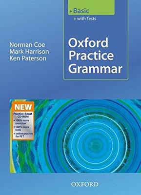 Oxford Practice Grammar with Answers Basic + Practice CDROM