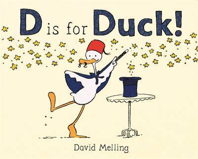 D is for Duck!