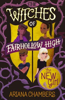 The New Girl: (The Witches of Fairhollow High 1)