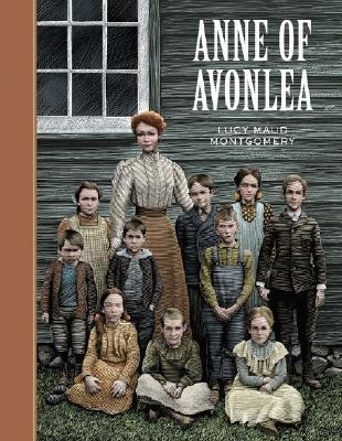 Anne of Avonlea (#2 Unabridged Classics)