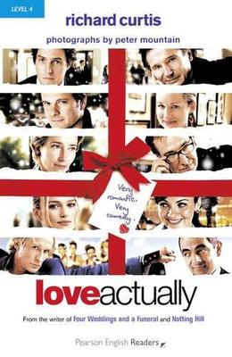 Love Actually Reader with MP3 Audio CD Level 4