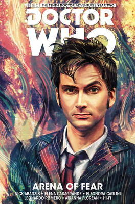 Arena of Fear (Doctor Who: The Tenth Doctor #5)