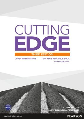 Cutting Edge Upper Intermediate Teacher's Resource Book with Disk (3e)