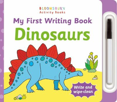 Dinosaurs: Write and Wipe Clean (My First Writing Book)