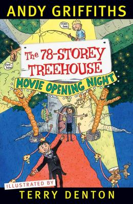 The 78-Storey Treehouse (HB)