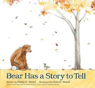 Bear Has a Story to Tell (HB)