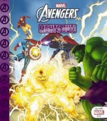 The Avengers: Lights Out! (My Little Marvel Book)