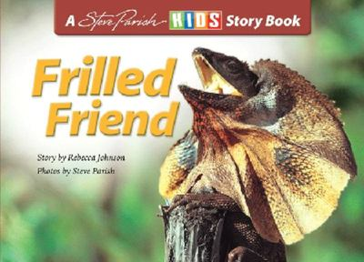 Frilled Friend - Story Book