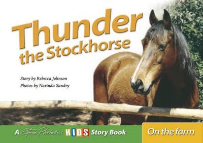 Thunder Stockhorse - On the Farm