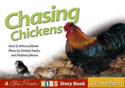 Chasing Chickens - On the Farm