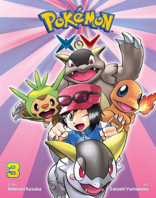 Pokemon Xy Volume 3.0