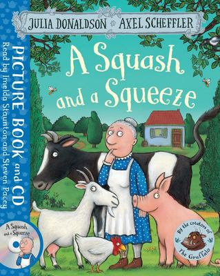 A Squash and a Squeeze (PB & CD)