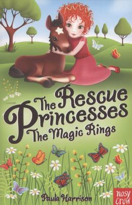 The Magic Rings (The Rescue Princesses #6)