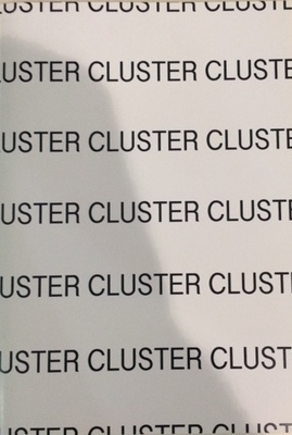 Cluster #3 Small Format