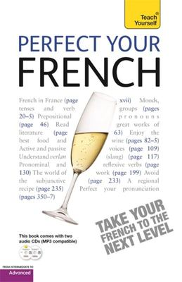 Teach Yourself - Perfect Your French Book+CD(2) Pack 2E