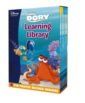 Disney Learning - Finding Dory Learning Library